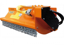 Mulching head for 6 - 13 t