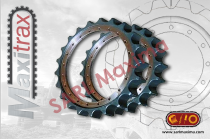 SPROCKETS AND SEGMENTS