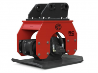RC-2040 Rig-mounted Compactor Plate 20-40 tonnes