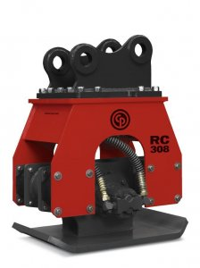 RC-308 Rig-mounted Compactor Plate 3-8 tonnes