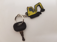 Ignition key 14606 for John Deere machines