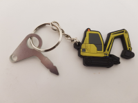 Ignition key T250 for FORD Tractors