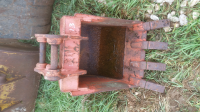 Second Hand Bucket 45cm 1,9-2,8t