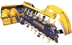 Hydraulic Trenchers