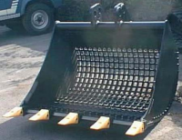 Riddle / Sorting bucket GRILL type