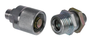 Screw to connect coupling RS series