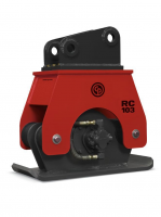 RC-103 Rig-mounted Compactor Plate 1-3 tonnes